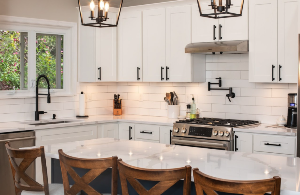 Holod's kitchen remodel